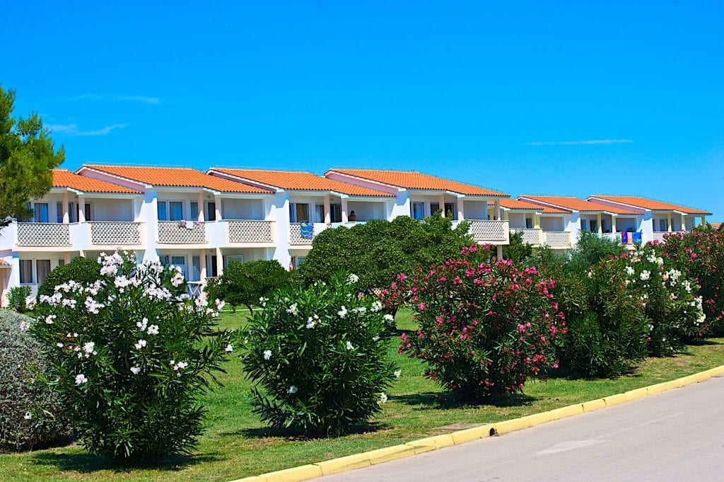 A legjobb tengerparti resortok és bungalók Horvátországban