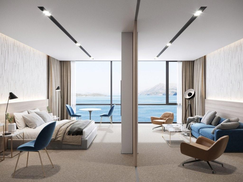 A legkülönlegesebb horvát tengerparti szállások a világítótoronytól a luxus villákig