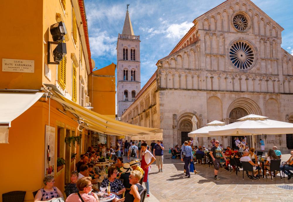 Napfény, kánikula, Zadar – Érkezz repülővel a horvát tengerpartra!