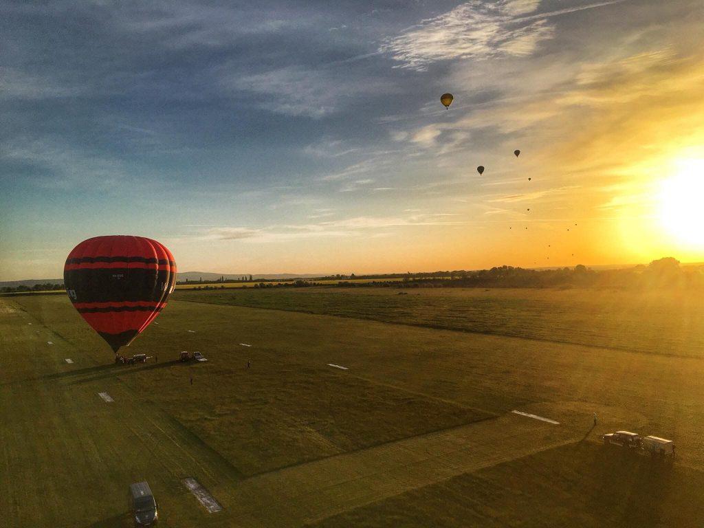 Balaton, ahogyan még biztosan nem láttad – Hőlégballonnal a magyar tenger felett
