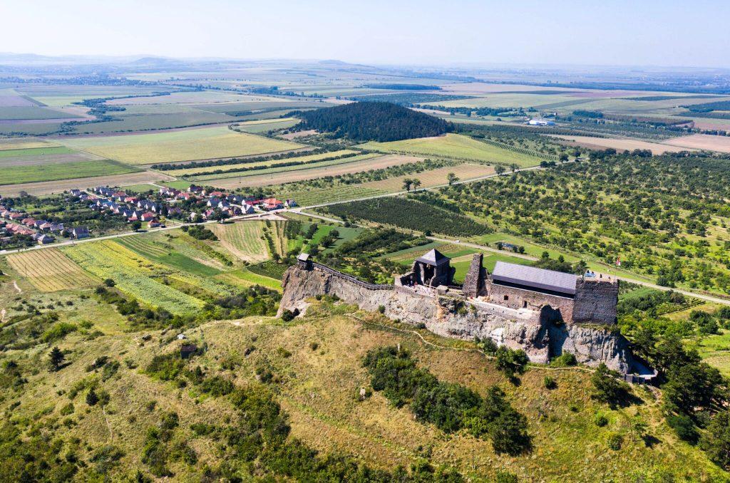 Boldogkő vára, avagy a magyar kínai nagy fal